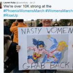 kuby womens march